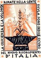 [DC9598] CPA - L'UNIONECENTRO SICILIA - Viaggiata 1949- Old Postcard - Italië
