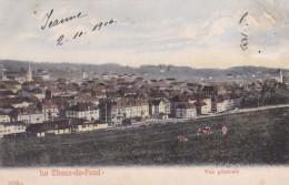 LA CHAUX DE FONDS - NEUCHÂTEL - SUISSE - SCHWEIZ - CPA DE 1906. - NE Neuchâtel