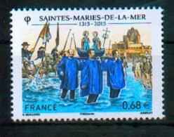 France 2015 - Provence, Saintes Maries De La Mer, Pélerinage Gitan / Gypsy Pilgrimage - MNH - Fêtes