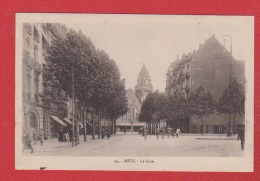 Metz  --  La Gare - Metz