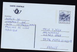WARRICOURT 168 CHARNEUX HERVE BLEGIQUE - Belgique