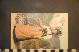 Cp, SUISSE, Switzerland, BERNERIN, Folklore, Costume - Non Classés