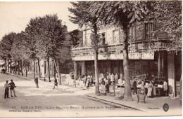 7374. CPA 55 BAR LE DUC. LES MAGASINS REUNIS. BOULEVARD DE LA ROCHELLE. - Bar Le Duc