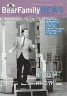 BEAR FAMILY NEWS - AVRIL 2008 - Bobby DARIN - Hayden THOMPSON - Porter WAGONER - Magazines & Newspapers