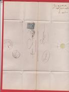 Plis / De Paris  / Pour Beziers  / 29 Juillet 1896 - Marcophilie (Lettres)