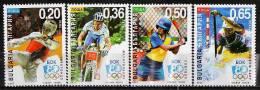 13-642 // JAHR 2003   80 JAHRE DER OLYM. KOMITEE In BG Und NEUE OL ** - Unused Stamps