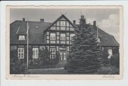 MISBURG B HANNOVER - ALLEMAGNE - FORSTHAUS - Hannover
