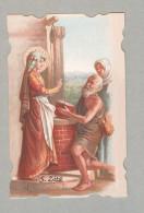 SAN ZITA DI LUCCA....SANTINO....HOLY CARD - Religione & Esoterismo