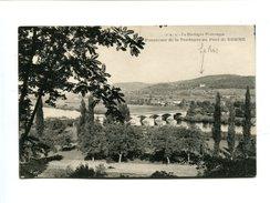 Cp - Panorama De La Dordogne Au Pont De DOMME (24) - Sonstige Gemeinden