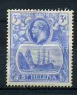 SAINTE-HELENE  ( POSTE )  : Y&T  N°  71  TIMBRE  NEUF  AVEC  TRACE  DE  CHARNIERE  ,   VOIR . - Saint Helena Island