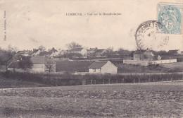 78. Lommoye. Vue Sur Le Mesnil-Guyon Tbe - France