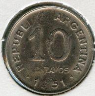 Argentine Argentina 10 Centavos 1951 KM 47 - Argentine