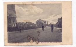 B 8920 LANGEMARK - POELKAPELLE, Zerstörungen 1. Weltkrieg, Mängel - Langemark-Poelkapelle