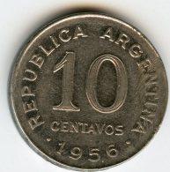 Argentine Argentina 10 Centavos 1956 KM 51 - Argentine