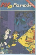 PIF PARADE COMIQUE  N° 4   -  VAILLANT 1978 - Piccoli Formati