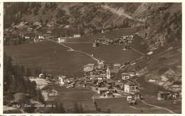 Schweiz, Ca. 1930, Saas - Grund, Ungl., Siehe Scans! - Switzerland