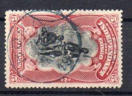Congo - 28 - 5fr. Carmin - Oblitération Boma - Mols - 1901 - BB - 1894-1923 Mols: Afgestempeld