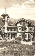 Schweiz, 1940, Pension Schlössli, Bönigen, Interlaken Nach Steffisburg, Siehe Scans! - Unclassified