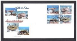 WALLIS ET FUTUNA 2012. ENVELOPPE PREMIER JOUR. LES CORAUX TABULAIRES - Wallis Y Futuna