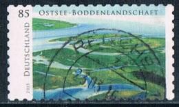 2015  Ostsee - Boddenlandschaft  (selbstklebend) - Oblitérés