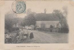 VIRLVERE   PLACE DE L ORGERON - Francia