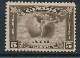 CANADA, 1930 5c Air Mail Unmounted Mint (MNH), Cat £26++ - Oblitérés