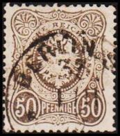 1975. 50 PFENNIGE.  (Michel: 36) - JF192629 - Germany