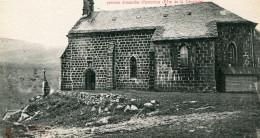CPA - L´Auvergne Historique Et Pittoresque - La Chapelle NOTRE DAME DE VASSIVIERE  - - Besse Et Saint Anastaise