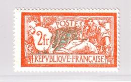 FRANCE -  Y&T 145 - Type Merson 2 F. Vert-Bleu - Neufs ** - Unused Stamps