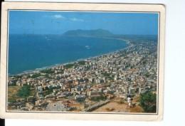Q3545 Cartolina Del Lazio - TERRACINA (latina) Resti Del Tempio Di Giove + DISEGNO DI SNOOPY SUL RETRO - Altre Città