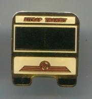 KITSAP TRANSIT - Coaches & Buses, Bus Vehicles Fahrzeuge, Pin Badge, Abzeichen, Enamel - Trasporti