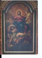 Q3550 Cartolina Del Lazio - MONTECASSINO (frosinone) L' Assunzione Di P. De Mattheis _ Pittura E Quadri - Altre Città
