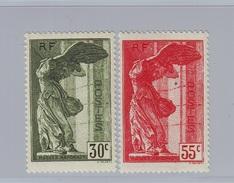 FRANCE -  Y&T 354/355 - Victoire De Samothrace  - Neufs Avec Charnière - Unused Stamps