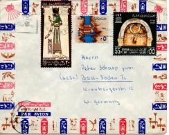 EGYPTE  Lettre - Egyptologie