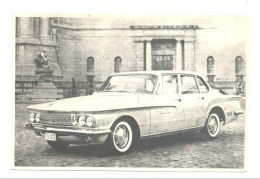 Photo ( 12 X 17 Cm) Automobile à Identifier  - Voiture, Auto, Oldtimer - Photo G. Daems à Forest (sf110) - Reproductions