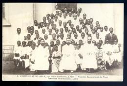 Cpa Du Togo Missions Africaines -- Vicariat Apostolique Du Togo -- Première Communion à Lomé  LIOB101 - Togo