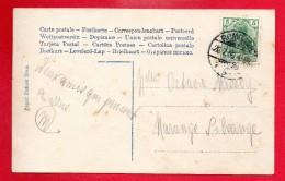Cachet  Rombach  (Rombas) Du 26.07.1909 Sur CP Geraldine Farrar - Storia Postale