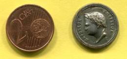 Medaille NAPOLEON Empereur -signée CLP -  RR - Monarchia / Nobiltà