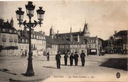 7392. CPA 58 NEVERS. LA PLACE CARNOT. - Nevers