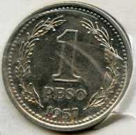 Argentine Argentina 1 Peso 1957 KM 57 - Argentine