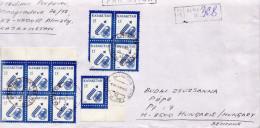 Postal History Cover: Kazakhstan Stamps On Cover - Kazakhstan
