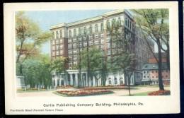 Cpa USA  Philadelphia Curtis Publishing Company Building   LIOB101 - Philadelphia