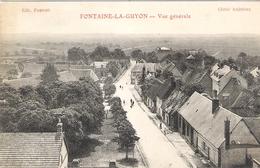 Fontaine La Guyon - Vue Générale - France