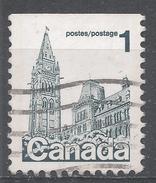 Canada 1979. Scott #797 (U) Parliament Ottawa * - 1952-.... Règne D'Elizabeth II