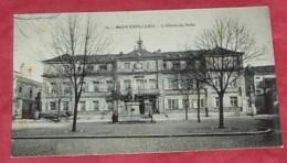 25 - Montbéliard - L'hôtel De Ville :::: Animation - Attelages   --------  378 - Montbéliard