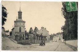 77  LAGNY         Route De MEAUX - Lagny Sur Marne