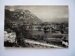 73 -cpsm Petit Format -  Le Lac SAINT ANDRE Et LES MARCHES  18.503 - Frankreich