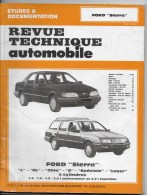 Revue Technique Automobile  FORD Sierra - Auto