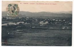 CPA - TONKIN - Langson - Vue Générale Prise Du Fort Négrier - Vietnam