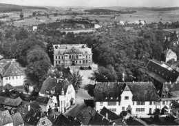 CPSM - BOUXWILLER (67) - Vue Aérienne Sur La Mairie, Le Collège Et Les Postes En 1959 - Bouxwiller